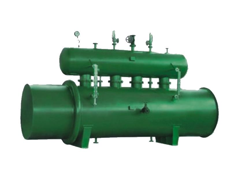 烟道式列管蒸汽发生器