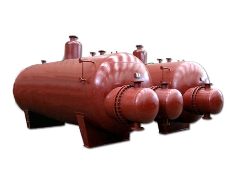 两种导热油加热水蒸汽发生器的操作原理