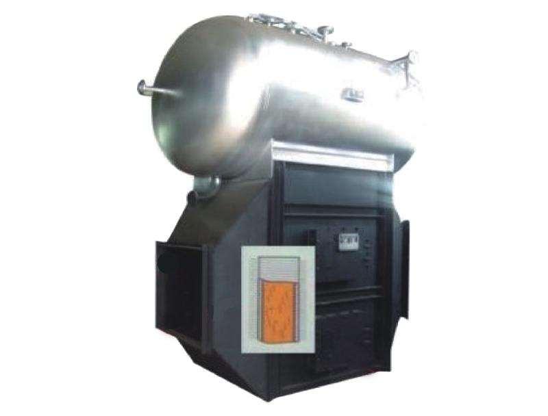 导热油加热水蒸汽发生器