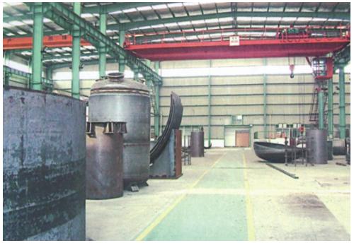组合式导热油+烟火管组合式蒸汽发生器设备